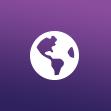International focus icon